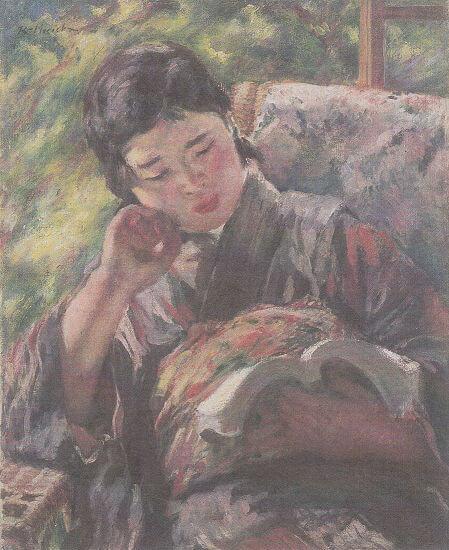 森岡柳蔵ら東京で学んだ鳥取出身の洋画家 - UAG美術家研究所
