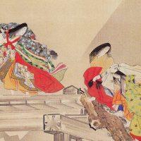 今村紫紅や速水御舟らを育てた美術教育者としても名高い歴史画家・松本楓湖