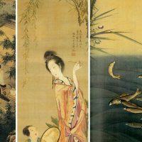 谷文晁ら江戸の文人と交流し多彩な画事を展開した小泉斐
