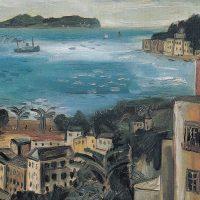 日本画壇とパリ画壇の双方で活躍した川島理一郎