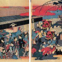 近世高崎の三大画人のひとり・一椿斎芳輝