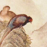 日本画と工芸の両分野で活躍した大出東皐