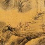 木曽の近世画人・馬籠宿の蜂谷蘭洲