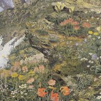 高山植物研究家としても活躍した水彩画家・五百城文哉