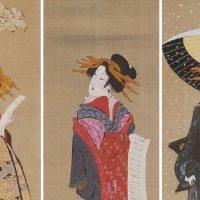 晩年を上州藤岡で過ごした浮世絵師・菊川英山
