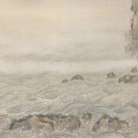 小室翠雲に学んだ上州の南画家