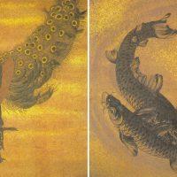 林十江や立原杏所とともに「水戸の三画人」といわれた水戸藩士・萩谷セン喬