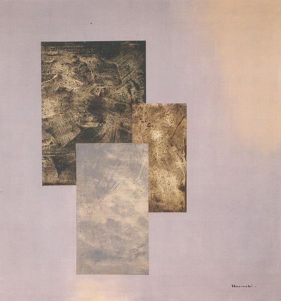 ポール・ホリウチ「静寂」