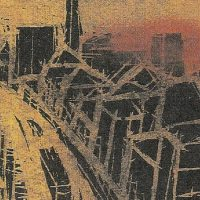 24歳の時に行方不明となった幻の版画家・藤牧義夫