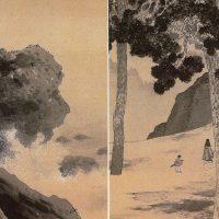 天心を五浦に案内し日本美術院の五浦時代の幕開けに関わった飛田周山