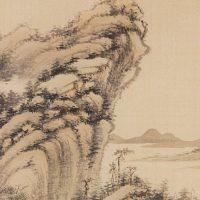 福岡南画壇の育ての親と称される中西耕石