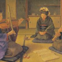 存命中に遺作展を開催された長崎洋画の先駆者・彭城貞徳