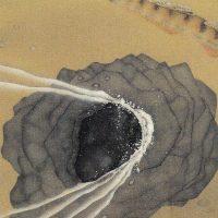 南画から写実を経て魚類画に新境地を拓いた岸浪百艸居