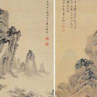 両国中村楼での書画会で画名を高め東京南画界で活躍した猪瀬東寧