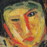 独学で洋画を描き28歳で没した手塚一夫