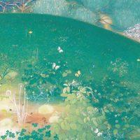 日本画院の創立に尽力した望月春江