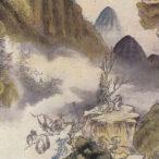 清貧に徹し飄々とした画家人生を送った長井雲坪
