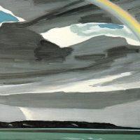 水彩画家として初めて日本芸術院会員となった小堀進