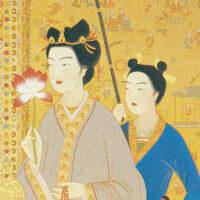 官展で活躍した福岡県の近代日本画家